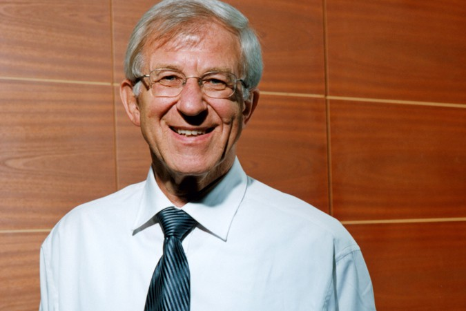 Energie- und Umweltexperte Franz Alt