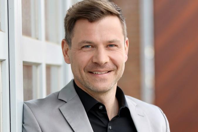 Eventmoderator Kilian Reichert