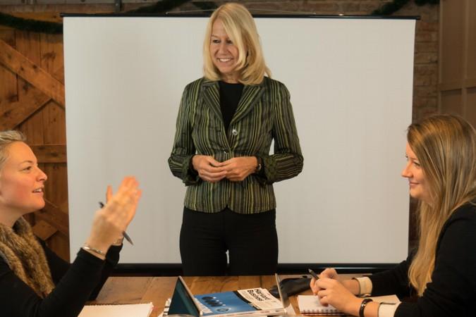 Brigitte Bösenkopf Seminar