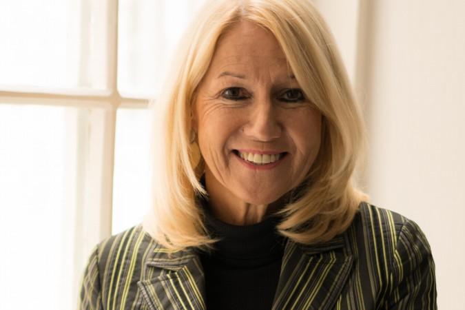Brigitte Bösenkopf Portrait